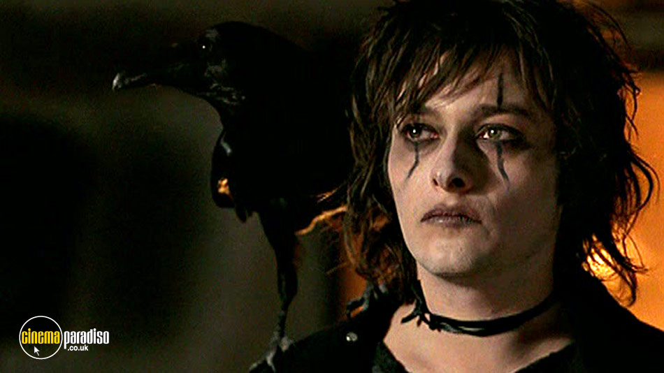 The Crow: Wicked Prayer online DVD rental