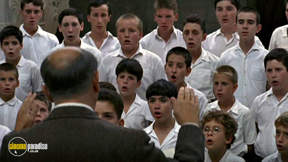 The Chorus (aka Les Choristes) online DVD rental
