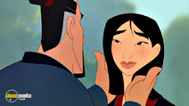 Still #4 from Mulan 2