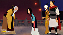 Still #5 from Mulan 2