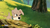 Still #1 from Lady and the Tramp 2: Scamp's Adventure