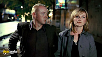 A still #10 from How to Lose Friends and Alienate People (2008) with Kirsten Dunst and Simon Pegg