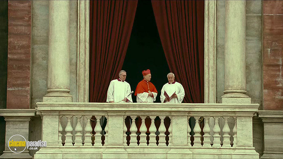 Still from We Have a Pope 1