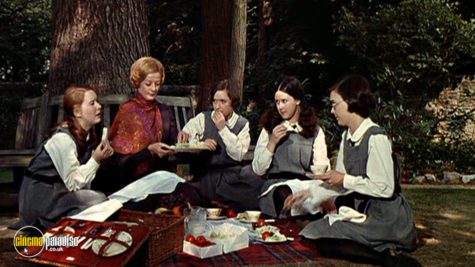 The Prime of Miss Jean Brodie online DVD rental