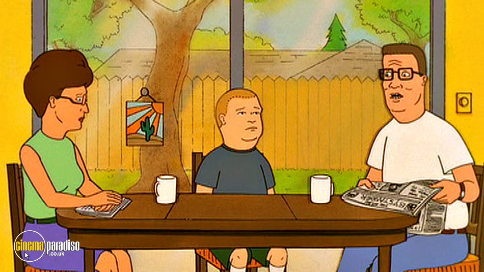 King of the Hill: Series 5 online DVD rental