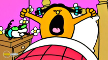 Still #4 from Mr Men and Little Miss: Mr Bump Goes on a Trip