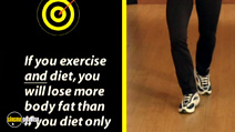 Still #7 from Fat Burning Workout for Dummies