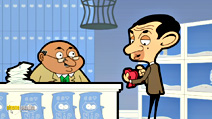 Still #7 from Mr Bean: The Animated Series: Vol.4