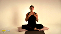 Still #4 from Pregnancy Health Yoga with Tara Lee