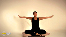 Still #6 from Pregnancy Health Yoga with Tara Lee