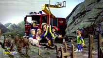 Still #5 from Fireman Sam: To the Rescue