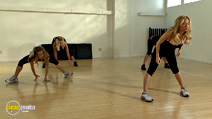 Still #4 from The Tracy Anderson Method: Total Cardio Workout