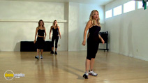 Still #5 from The Tracy Anderson Method: Total Cardio Workout