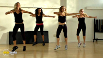 Still #7 from The Tracy Anderson Method: Total Cardio Workout