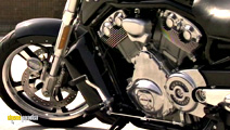 Still #4 from Ride on the Wild Side: Harley Davidson