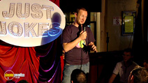 Still #8 from P J Gallagher Live: Just Jokes