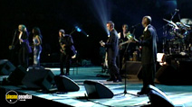 Still #8 from Eric Clapton and Friends: In Concert