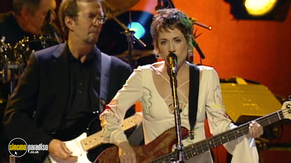 Eric Clapton and Friends: In Concert online DVD rental