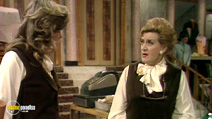 Still #1 from Are You Being Served?: Series 1