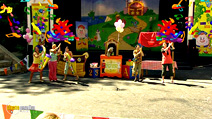 Still #5 from The Big Party! Live Show! with Justin Fletcher