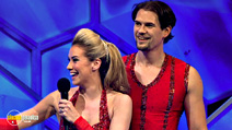 Still #8 from Torvill and Dean's Dancing on Ice: The Bolero 25th Anniversary Tour