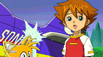 Still #4 from Sonic X: Vol.2