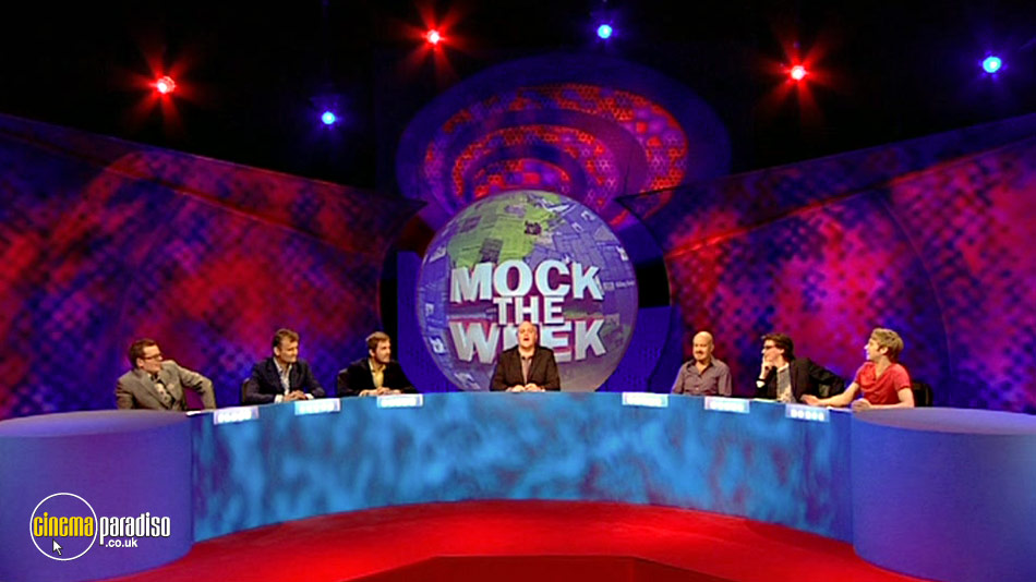 Mock the Week: Too Hot for TV 2 online DVD rental
