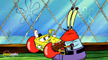 Still #3 from SpongeBob SquarePants: Truth or Square