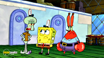Still #6 from SpongeBob SquarePants: Truth or Square