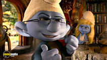 A still #18 from The Smurfs 2
