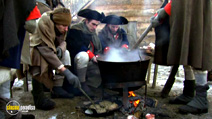 Still #6 from Valley Forge: The Crucible