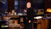 Still #2 from George Carlin: It's Bad for Ya