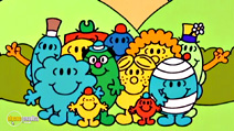 Still #4 from Mr. Men and Little Miss: Mr. Tickle Saves the Day and Twelve Other Stories