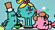 Still #6 from Mr. Men and Little Miss: Mr. Tickle Saves the Day and Twelve Other Stories