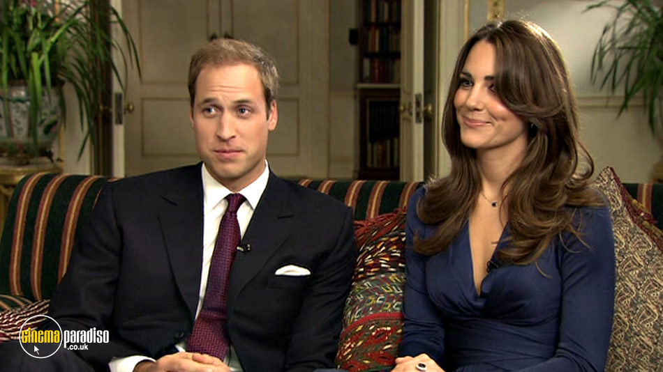 Prince William and Kate: The Royal Romance online DVD rental