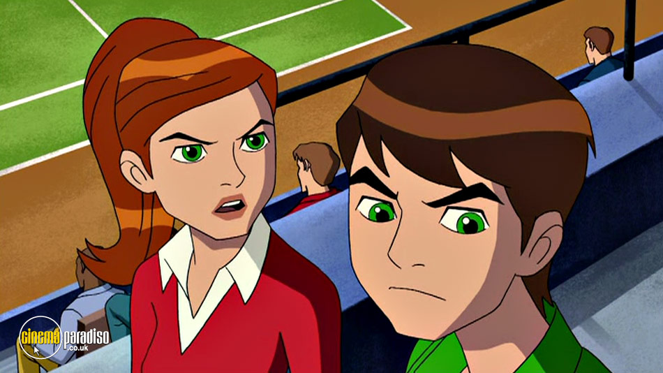 Ben 10: Ultimate Alien: Vol.1 online DVD rental