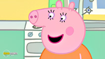 Still #7 from Peppa Pig: Potato City and Other Stories