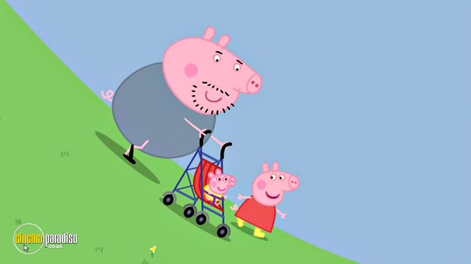 Peppa Pig: Potato City and Other Stories online DVD rental