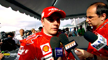 Still #7 from Formula One Season Review 2008