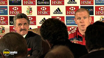 Still #3 from British and Irish Lions 2009: South Africa: Living with the Pride