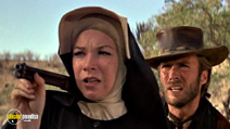 A still #7 from Two Mules for Sister Sara (1970)