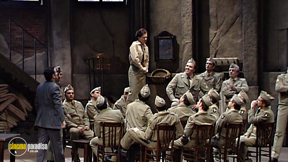 Donizetti: La Fille Du Regiment online DVD rental