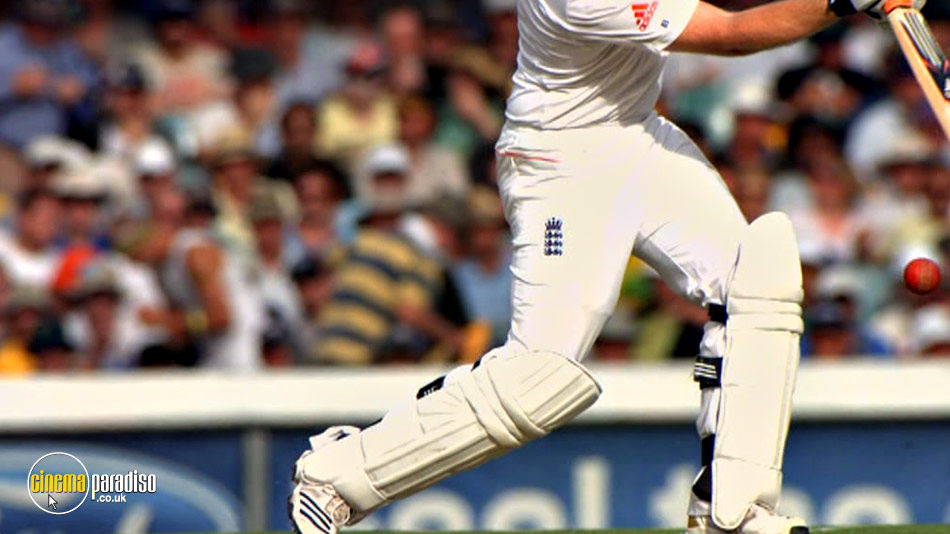 The 2010/11 Ashes Series: Official Highlights online DVD rental
