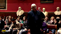 Still #2 from David Icke: Live at the Oxford Union Debating Society