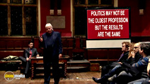 Still #4 from David Icke: Live at the Oxford Union Debating Society