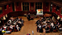 Still #5 from David Icke: Live at the Oxford Union Debating Society