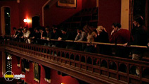 Still #7 from David Icke: Live at the Oxford Union Debating Society