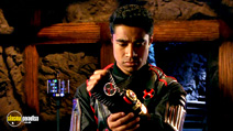 Still #8 from Power Rangers Ninja Storm: Prelude to a Storm