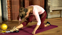 Still #2 from Ten Minute Method Workouts: Back Pain and Posture