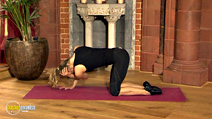 Still #7 from Ten Minute Method Workouts: Back Pain and Posture